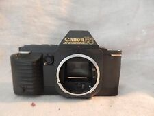 Vintage Canon T70 35mm Camera Body SLR