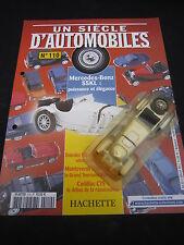 AC934 SOLIDO HACHETTE MERCEDES BENZ SSKL 1930 1/43 UN SCIECLE D'AUTOMOBILES