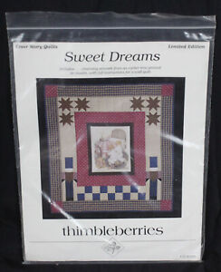 Sweet Dreams Quilt Kit Thimbleberries Cover Story Praying Kids Prayers Sew New