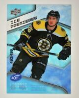 2019-20 ICE Base Ice Premieres Level 3 #94 Connor Clifton RC /499 Boston Bruins