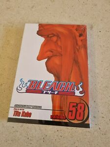 Tite Kubo - Bleach Vol. Volume 58 Manga Paperback Book