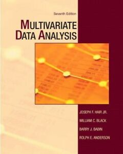 Multivariate Data Analysis 7E Global Edition