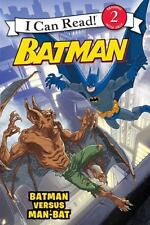 Batman Versus Man-Bat by J. E. Bright (2012, Paperback)