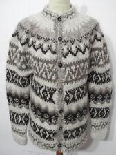 Markenlose Herren-Pullover & -Strickware mit Knöpfen und normaler Größe