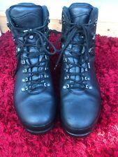 German Army BUND - Black Mountain Gortex Boots 300 -uk 11 Used