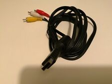 New listing Playstation 6ft Rca Av Tv Audio Video Stereo Cable Cord for Ps1, Ps2, Ps3