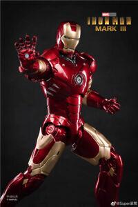 Marvel Iron Man MARK 3 MK Ⅲ Avengers Legends 7inch Figure Boy Collect ZD Toy NIB