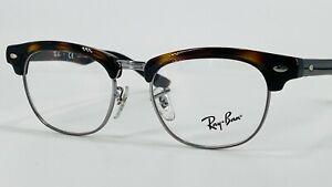 RayBan Jr RB1548 Kids Metal Eyeglass Frame 3650 Shiny Havana 45-16