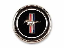 1967-1968 Ford MUSTANG Deluxe Dash Panel Emblem & Base