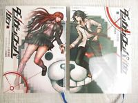 DANGANRONPA ZERO Novel Complete Set 1&2 KAZUTAKA KODAKA Book KO*