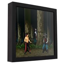 "Mortal Kombat 2 - 3D Shadow Box Frame (9"" x 9"")"