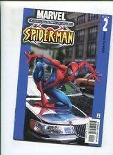 2000 ULTIMATE SPIDERMAN #2 (NM-) GROWING PAINS