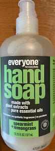 Everyone Hand Soap by EO Products, 12.75 oz Spearmint Lemongrass