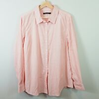 [ SPORTSCRAFT ] Womens Sarah Oxford Spotted Shirt / Top  | Size AU 18 or US 14