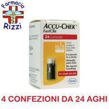 Accu-Chek SAFE-T-PRO Auto Breakers usa e getta