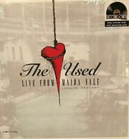 The Used Live From Maida Vale Record Store RSD NEW Vinyl Exclusive London