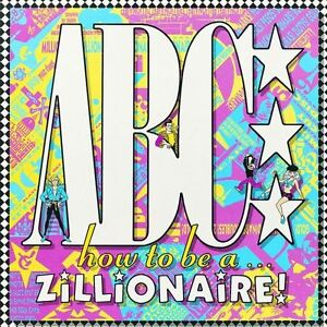 ABC - How to Be a Zillionaire      New cd