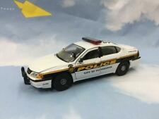 1:43 Gearbox Pittsburgh Police Car Model Diecast Car Model Toy