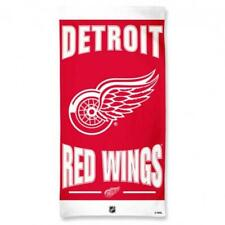 Detroit Red Wings 30x60 Beach Towel [NEW] NHL Blanket Vacation Summer Pool