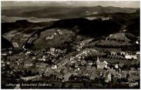Scharzfeld Südharz Niedersachsen  Postkarte 60er Jahre gelaufen Luftbild Totale