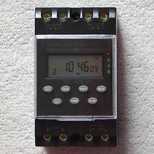 NEW ZYT16G-3a multi channel automatic program/programmable timer switch 220V
