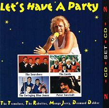 (2CD's) Let's Have A Party -Equals, Christie, Lords, Troggs, Searchers,Marmalade