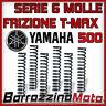 SERIE 6 MOLLE FRIZIONE YAMAHA T-MAX 500 ANNO 2001 2002 2003 2004 2005 2006 2007