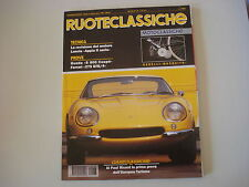 RUOTECLASSICHE 5/1994 FERRARI 275 GTB/LANCIA APPIA/FIAT 509/PORSCHE 944/BMW 326