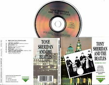 TONY SHERIDAN AND THE BEATLES - HAMBURG 1961 (Charly Records) CD