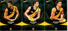 2011 Select AFL Champions Silver Holofoil Parallel Card Team Set (11)-Richmond