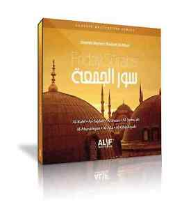 Friday Surahs compilation is a selection of sūrahs CD by Mishary Rashed AL-Afasy