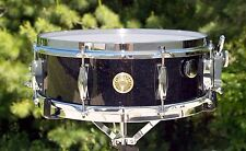 "Gretsch Broadkaster Snare Drum 5"" x 14"" Vintage Build in Anniversary Sparkle"