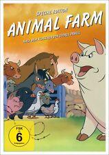 Aufstand der Tiere - Animal Farm (Special Edition, George Orwell) DVD NEU + OVP!