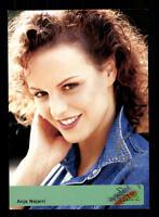 Anja Nejarri   In aller Freundschaft  Autogrammkarte signiert 350775