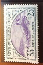 N° 152 35/25 c Ardoise Et Violet neuf**Signe Calves TB Centrage Cote 500€ +25%