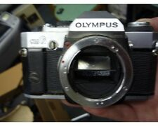 OLYMPUS OMG VINTAGE 35mm SLR  FILM CAMERA BODY PARTS OR REPAIR