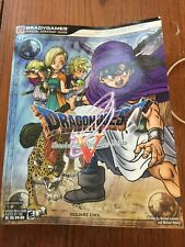 DS - Dragon Quest V Hand Of The Heavenly Bride Brady Games Guide - Rare!