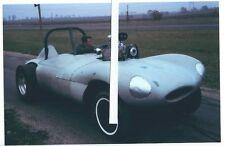 1960s NHRA Drag Racing-1955 Jaguar-AA/Street Roadster-Supercharged-Great Lakes