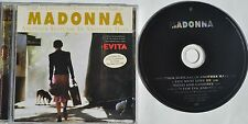 Madonna – Another Suitcase In Another Hall Ltd CD With 3 Film Postcards