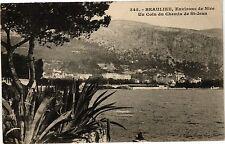 CPA Beaulieu .- Environs de nice  (191537)