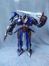 transformer optimus prime metal statue model scrap metal model