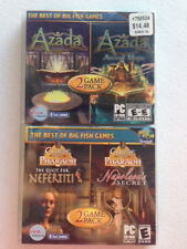 Azada/Azada: Ancient Magic: 2 Game Pack  (PC, 2010) New and Sealed