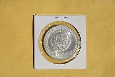 Mexico  50 Pesos/ Half ounce 0.999 silver Guerrero Aguila  1992  unciculated