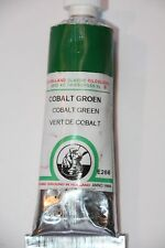 Old Holland Classic Ground Oil Paint COBALT GREEN   Series E268
