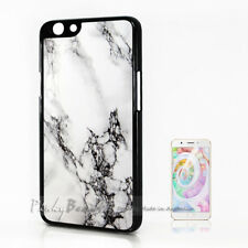 ( For Oppo A57 ) Back Case Cover P11207 Marble Pattern