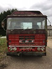 vintage commercial lorry