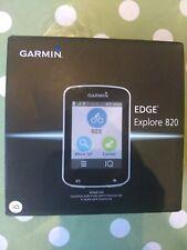 Garmin Edge 820 Explore GPS Enabled Computer BNWB £349