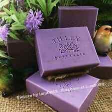 5x Tilley 100g Pure Vegetable Soap -Tasmania Lavender   5件 x 100克纯植物香皂-  薰衣草香味