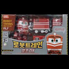 Robot Trains DX ALF Transforming figure & Train Set Robot Toy Korean Animation