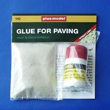 PLUS MODEL GLUE FOR PAVING  Scala 1:35 Cod.PL142